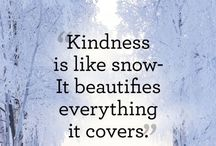 Don't forget to be kind