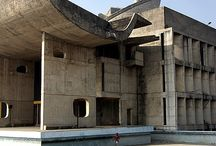 Architect Le Corbusier / Charles-Édouard Jeanneret-Gris, who was better known as Le Corbusier (October 6, 1887 – August 27, 1965), was a Swiss-French architect, designer, painter, urban planner, writer, and one of the pioneers of what is now called modern architecture. He was born in Switzerland and became a French citizen in 1930. His career spanned five decades, with his buildings constructed throughout Europe, India, and the Americas.