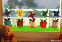 Kindergarten - Frühling