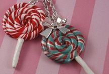 Polymer Clay & Mini Food Jewelry / by Amber Young
