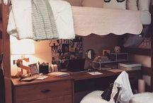 Heidi and Amandas room!