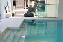 Interior design - Pools