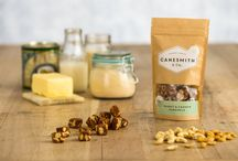 Caramels / Luxurious caramels with a real depth of flavour and just the right amount of chew