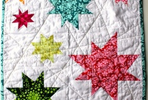 i made | you pinned / i like to make quilts. here are some quilts that I made that you pinned (first).  / by Lindsay L