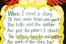 Story retell and elements