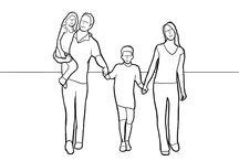 Photo - posing (Family)