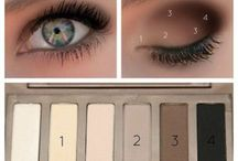 Makeup tutorial / by Laura M.