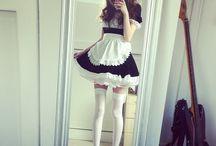 Maid Dress - Girls