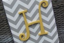 Baby room decor  / by Holly Stubblefield