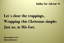 Advent / Because we all need the HOPE of Christmas.