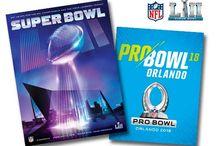Super Bowl LII!!!!! / Celebrate Super Bowl Lii with an Official Stadium Version Holographic Cover Program and commemorative memorabilia!!!!