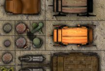 RPG - Mapas (Elementos)