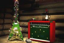 HRC Edinburgh Christmas 2014