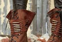 Ohmygah Shoes: Boots are made for walking
