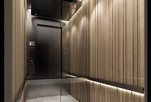 Elegance elevator Hall