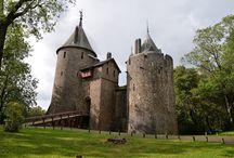Замок Кох, Уэльс (Koch Castle, Wales)