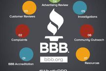 What is BBB? / So, you've heard the phrase BBB. Maybe your aunt or friend have used them before. But what IS BBB really? What can they help with? Well - through this series, you will learn all of the core components of your BBB & more! Stay Tuned!  / by BBB Serving Connecticut