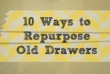 Repurpose/Recycle / by Sewing lady