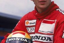 Heroes / The drivers I have admired