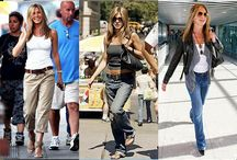 Styl Jennifer Aniston