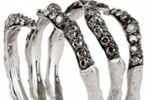 Shine On / silver/platinum jewelry / by Patricia S.