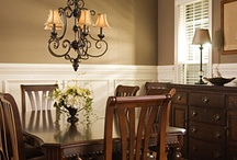 Dining room / by Jeanne Carmean
