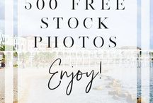 Stock Photography / Free Resources