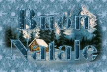 Immagini Neve e Natale