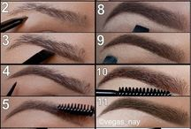 Make Up Not War  / Make up and tutorials. / by Pretty Girl Swag