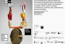 Made in IUAV / Manifestazione dell' Università IUAV di Venezia per approfondire i valori del cibo con i più importanti esponenti impegnati sul Made in Italy, Design dalla terra alla tavola