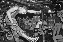Hardcore bands