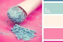Ispirazioni di colore / Un tuffo nel colore. Palette per brand