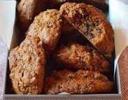 Biscoitos Paleo