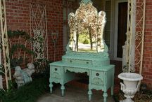 Dressing tables / by Nicole Barfield
