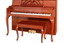 Pianos acústicos / Pianos acústicos