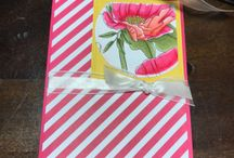 Stampin' Up! - Inside the Lines DSP (Retired)