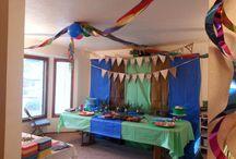 8th bday / skylander birthday party / by Stephanie Harrison