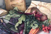 Colored Pencil and Pencil Art / by Deborah Marsh