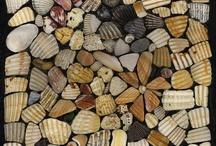Mosaico Vidrios y Lozas De Playa / Artesania