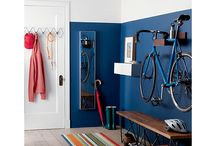 Decorating with Bikes / Because my bike is in my dining room / by Kristin Howard