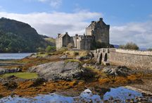 Highland Scenery / Photos representing the Scottish Highlands and Islands