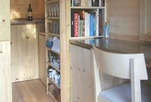 Judy'sTumbleweed tiny house/small house ideas / by Judy LaFritz