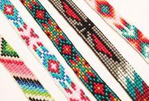 Loom Armbänder