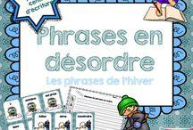 structure de phrases