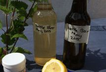 Nettle Beer Home Brewing / How to brew nettle beer