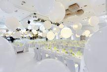 event decoration / eventdesign, eventinterior made by kaluza+schmid  www.kaluza-schmid.de