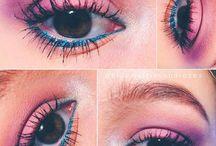 Makeup variations / Makeup inspirations