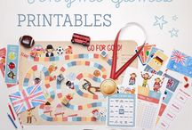 KIDS :: Printables / by Stacey Bellotti