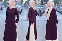 Hijab with cullote