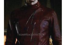 The Flash Jay Garrick Leather Jacket / The Flash season 2 is being aired and new characters are introduced such as Jay Garrick which is also The Flash in his world. For more visit: https://goo.gl/bKljtt